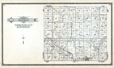 Hendricks Township, Chautauqua County 1921
